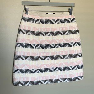 MAXMARA Weekend tapestry patterned skirt size 6